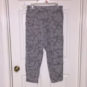 Gap M Joggers Dress Pants Skinny Leg